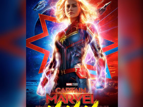 CAPTAIN MARVEL [REVIEW] *SPOILER FREE*