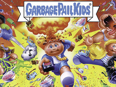 Garbage Pail Kids Are On Their Way To HBOMax In An Animated Series!