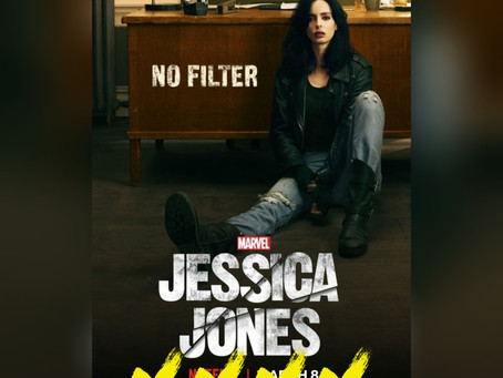 JESSICA JONES SEASON 2 [REVIEW]