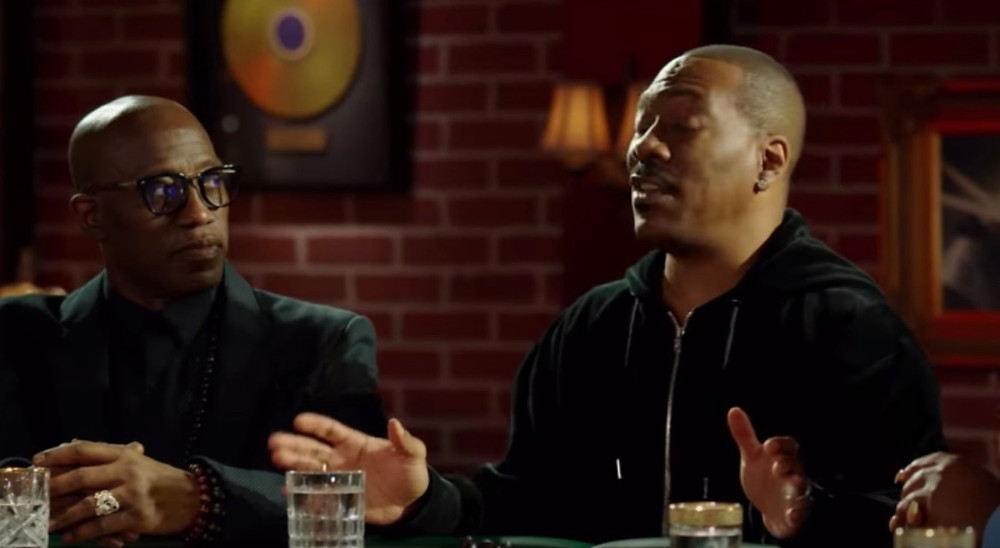 Wesley Snipes and Eddie Murphy - Dolemite Is My Name roundtable [Netflix]