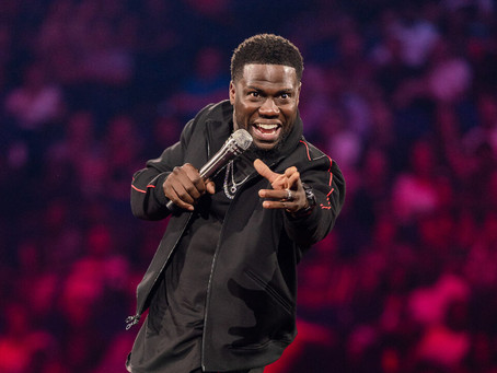 Kevin Hart's HartBeat Productions ink exclusive deal with Netflix for feature films!