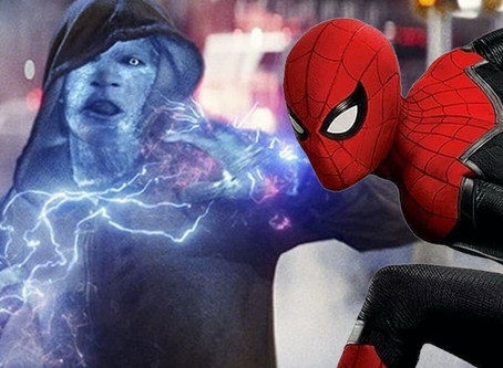 """Jamie Foxx to reprise his role as """"Electro"""" in Sony/Marvel Studios' Spiderman 3!"""