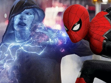 "Jamie Foxx to reprise his role as ""Electro"" in Sony/Marvel Studios' Spiderman 3!"