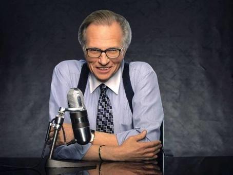 Legendary Host Larry King Passes Away At 87!