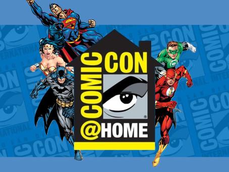 #SDCC2021: DC Comics Announces Its Comic-Con@Home 2021 Panel Line-Up!