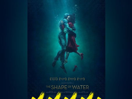 SHAPE OF WATER [REVIEW]