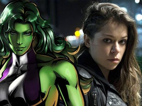 Marvel Studios casts 'Orphan Blacks' Tatiana Maslany as 'She-Hulk' Disney+ series!