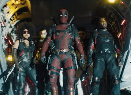 NEW DEADPOOL 2 TRAILER GIVES FIRST LOOK AT X-FORCE IN ACTION!!