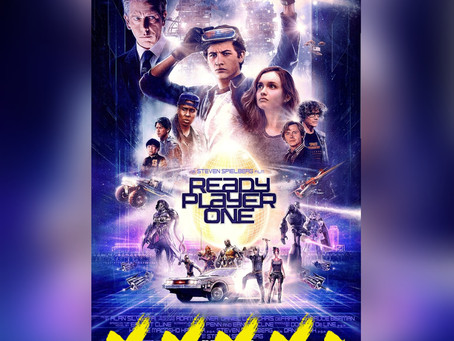 READY PLAYER ONE [REVIEW]