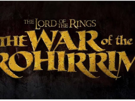 """A New Animated """"Lord Of The Rings"""" Movie Is Headed To Theaters!"""