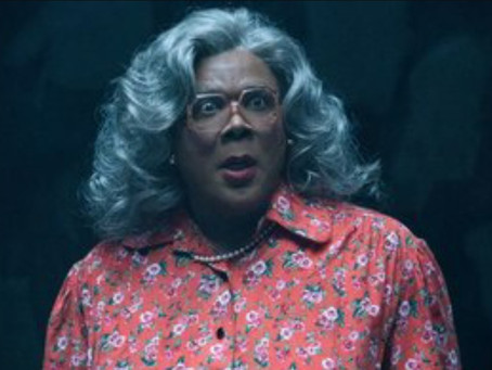 TYLER PERRY SAY'S HES DONE WITH 'MADEA' FOR GOOD!