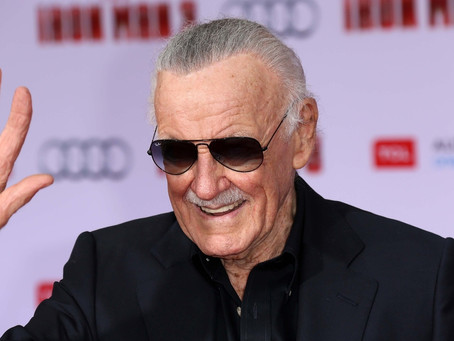 STAN LEE PASSES AWAY AT 95 YEARS OLD