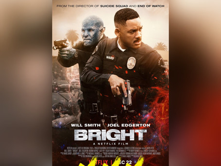 BRIGHT [REVIEW]