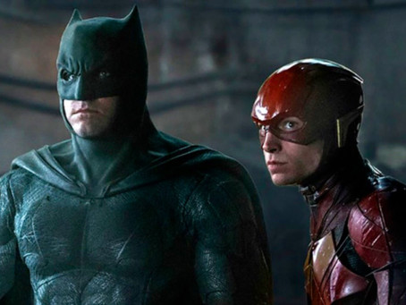 "Ben Affleck to return as Batman for ""The Flash"" film!"