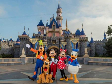 Walt Disney World announces dates they plan to reopen parks!