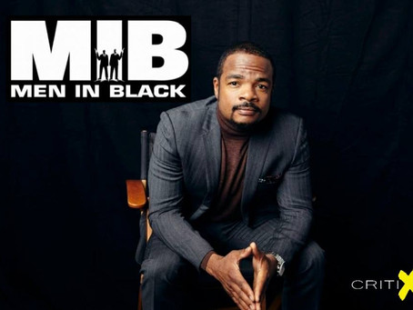 MEN IN BLACK IS BACK? **SONY TO RELAUNCH THE FRANCHISE**
