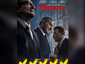The Irishman [Review] *Spoilers*
