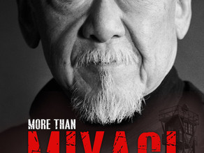 "Actor/ Comedian Pat Morita is honored in upcoming Bio-Pic ""More Than Miyagi"": The Pat Morita Story."