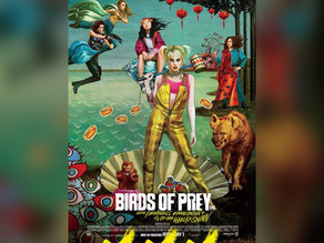 Birds Of Prey [Review]