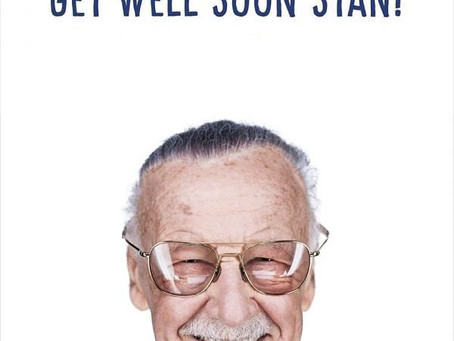 WE WISH STAN A FAST RECOVERY