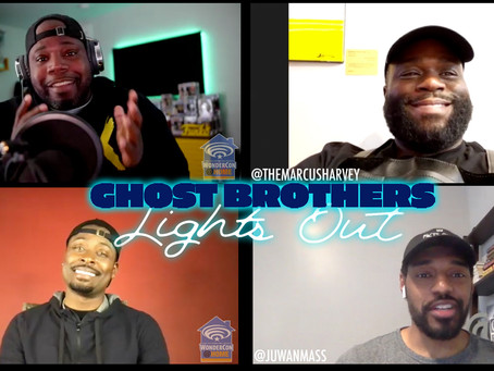 The Ghost Brothers Investigate Wondercon And To Talk About Their Newest Series Coming To Discovery+!