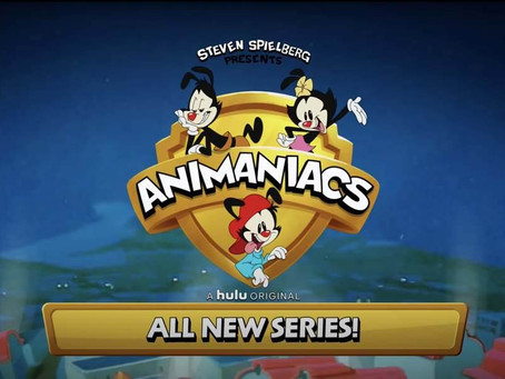 Hulu brings back Animaniacs along with Pinky & The Brain after 25 years for a new series!