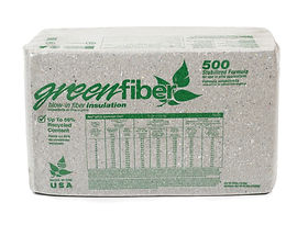 Buy Greenfiber attic blown insulation