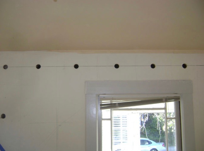 Insulation Wall Fill