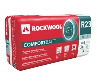 Buy R23 Rockwool sound batting