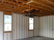 Spray foam insulation contrators in my area by Thermo Shield