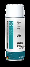 Protec Silikon Sprey Silikon Sprey, silikon bazlı aktif maddeler ile iyi kayganlaştırıcı ve kaliteli koruyucuların bir karışımıdır. Gres yağ ve çözelti içermez. Ürün; plastik, kauçuk ve metal parçalar için ayırıcı, kayganlaştırıcı , bakım ve koruma ürünü olarak çok uygundur.