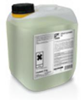 Hızlı güçlü konsantre oto yıkama deterjanı Yüksek alkali ve fosfatsız bileşenleri ile çok yönlü bu konsantre ürün hızlı etkilidir. Katılaşmış yağ, gres, grafittozu, fren ve lastik atıkları gibi kirlilikleri kolayca temizler. Kaput ve motor gibi yüzeyleri yağdan arındırır. Mekaniktemizliği en aza indirir. Biyolojik olarak çözünür, çevre ve atık su dostudur.