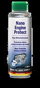 nano motor içi koruma Yüksek etkili NANO anti-sürtünme koruma filmleri, motor ve ekipmanların (vites kutusu, diferansiyel, aktarma organları), bütün iç yüzeylerini korumanın yanı sıra conta ve o ringlerin esnekliğini muhafaza eder.