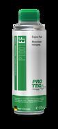 PROTEC Motor İçi Temizleme, karterdeki pisliği, kurumu, verniği ve diğer kirlendirici maddeleri yok eder. Segmanları karbon ve vernik atıklarından temizler, hidrolik sübap iticilerini temizler ve rahat çalışmasını sağlar. Motorun verimliliğini ve kompresyon değerlerini artırır.