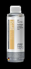 Protec DPF Dizel Partikül Filtre Süper Temizleme Ürün Bilgileri: Dizel Partikül Filtreleri için yüksek randımanlı temizleyici olan bu ürün, dizel partikül filtresi yenileme sistemine yardımcı olur. Bu ürün tüm dizel motorlarda ve tüm dizel yakıt çeşitlerinde kullanılır. Sürüş esnasında kalıcı ve tam anlamıyla filtre temizliği, sökme takma, uygulama süresi veya hasar söz konusu değildir. Dizel partikül filtresi içinde oluşmuş kurumun yanması için, yanma derecesini düşürür. İkincil emisyon oluşturmaz. Uygulama: Lütfen dozaj oranlarına dikkat ediniz.3 ayda bir yakıt deposuna ilave edilir.