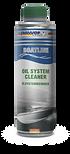 Yağlama Sistemi Temizleyici, özellikle bot motorlarında, yağ ve yağlama sisteminde çalışmaya bağlı meydana gelen zararlı maddeler ve reçine artıklarını temizler.