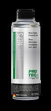 Protec Nano Motor içi Koruma Ürün Bilgileri: Yüksek etkili NANO anti-sürtünme koruma filmleri, motor ve ekipmanların ( vites kutusu, diferansiyel, aktarma organları ), bütün iç yüzeylerini korumanın yanı sıra conta ve o ringlerin esnekliğini muhafaza eder. Aşınmaya karşı etkili koruma, soğuk çalıştırma sırasında geliştirilmiş yağ akışkanlığı, artan performans, motor ömrünün uzaması, mükemmel kuru çalışma özellikleri sağlar. Uygulama: Temiz yağa ekleyin. Aktarma organları, vites kutusu ve diferansiyelde 1:10 oranında kullanmak yeterlidir. Yağlama sisteminin Motor İçi Temizleme ile temizlendikten sonra uygulanması tavsiye edilir.