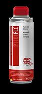 PROTEC Yakıt Hattı Temizleme ürünü, tüm benzinli motorlarda kullanılır. Yakıt sistemindeki bütün kirlilikleri ve reçineleri çözer. Karbon ve kurum kalıntılarını güvenli bir şekilde uzaklaştırır.