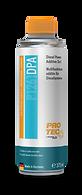 PROTEC Dizel Performans Artırıcı, çok fonksiyonlu bir üründür. Anti bakteriyel özellik, yanma ve yakıt akışkanlığı düzenleyici etkilerini birleştiren bir kombinasyondur. Özellikle kalitesi çok düşük yakıtlar için idealdir