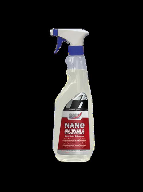 NANO Plastik Temizleyici ve Parlatıcı Sprey