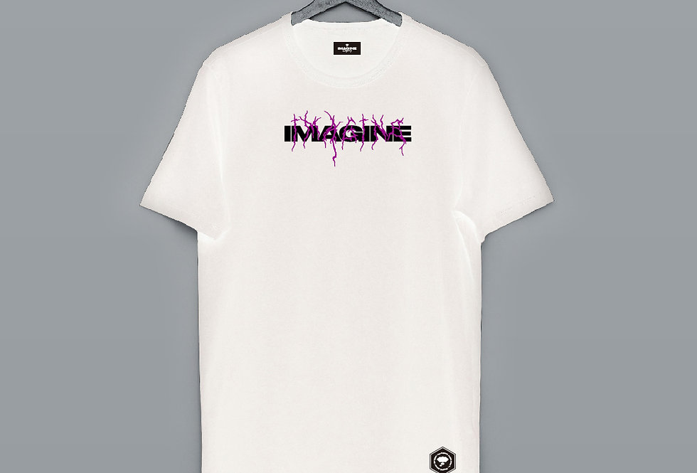 CAMISETA W/P IMAGINE - LSD