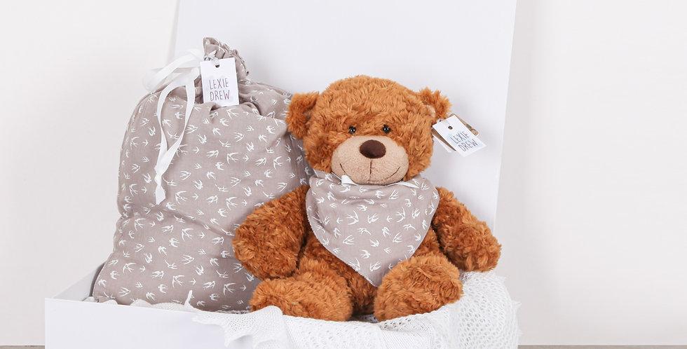 Drew The Bear Gift Set