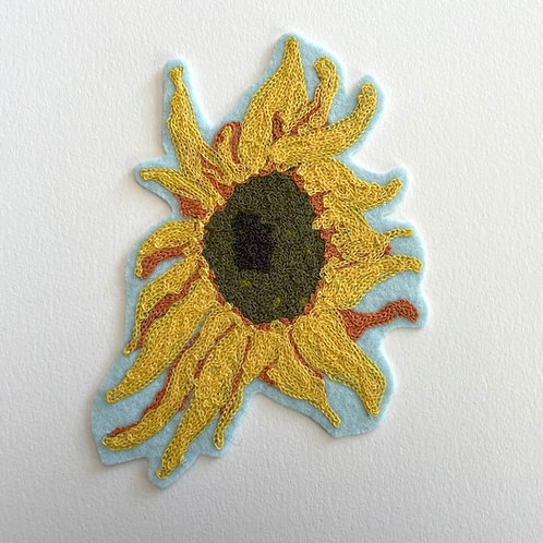 Sunflower for HANNAH