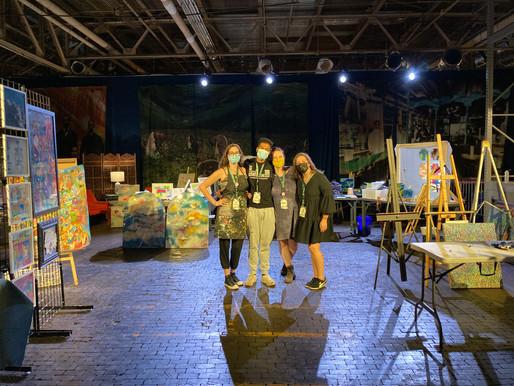 Van Gogh Artist Residency