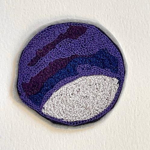Purple Moon I