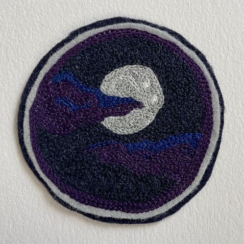 Purple Moon II