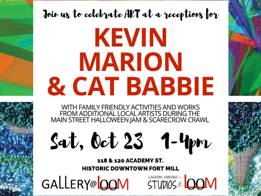 Art Show at Loom coworking