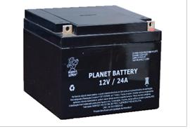 Bateria selada Planet 12V 24ah
