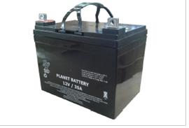 Bateria selada Planet 12v 35ah
