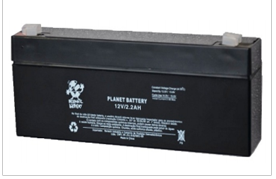 Bateria selada Planet 12V 2.2ah